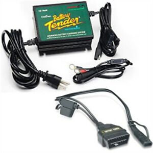 Battery Tender 022 0158 1k1 Battery Tender Charger Obdii Cable Kit Includes B