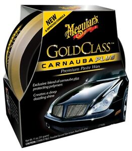 New Meguiars Fresh G7014j 11oz Gold Class Car Wax Paste Carnauba Plus 2660546