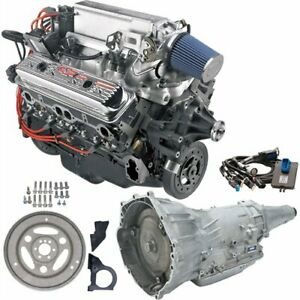 Chevrolet Performance 19417619k Ram Jet 350 Connect Cruise Powertrain System 3