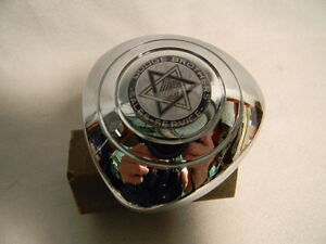 Dodge Steering Wheel Spinner Knob Only Fits New Round Padded Wheels