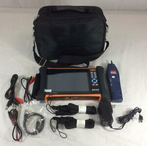 New Avio Networks Aivo 70a4k All in one Hd Network Tester Cctv Diagnostics Tool