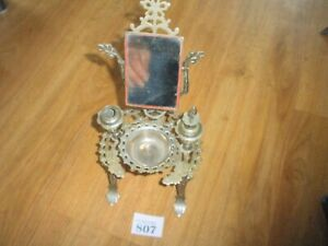 Vintage Dressing Table Curio Mirror Stand