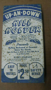 Antique Car Accessory Hill Holders Mt 2992