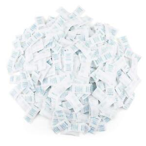 0 5g Gram Pack Of 300 Silica Gel Desiccant Beads Dryer Moisture Absorber Packets