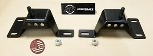Sr 79 04 Mustang Gt 4 6l Solid Steel Engine Motor Mount Pair