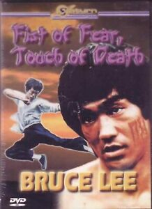 Fist Of Fear Touch Of Death On DVD With Bruce Lee Disc Only E62 $5.44