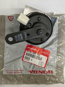 Genuine Honda High Pitch Horn Assembly Mitsuba 38150 Sdb A02