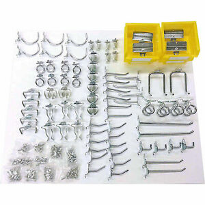 Triton Products Durahook 83 pc Hook And Hanging Bin Kit Model 76936