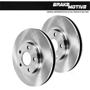 Front Oe Brake Rotors For 2007 2008 2009 2010 2011 2013 Ford Edge Lincoln Mkx