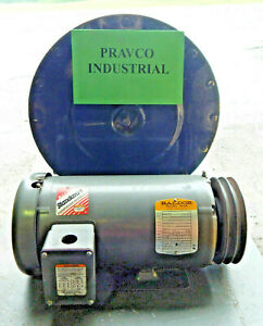 Spencer B 80 40 Blower With Baldor M3559t Industrial Motor 3hp 3460rpm
