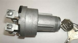 Nos Delco Remy Ignition Switch Gm Cadillac 51 52 53 54 55 56 1116470 D 1422