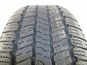 Used P275 65r18 114 T 8 32nds Goodyear Wrangler Sr a Owl