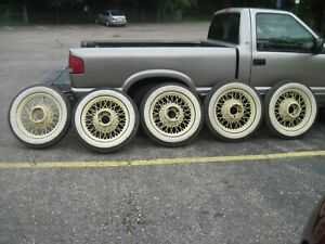 1930 s Plymouth Whitewall Tires And Rims Original