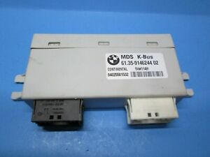Bmw X3 04 10 X5 00 06 Sliding Lifting Roof Control Module Mds K bus Siemens Oem