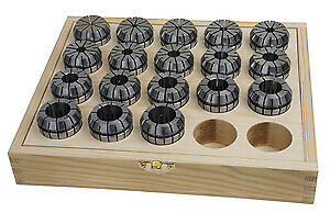 Talon Er 20 Collet Set 12 Pcs 2 13mm W wood Box W lid
