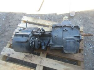 1978 Chevrolet K20 4x4 Truck Manual 4 Speed Transmission And Transfer Case