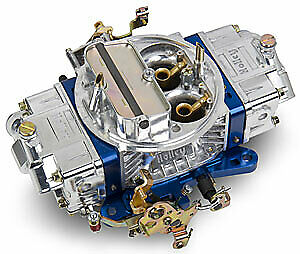 Holley 0 76851bl Ultra Double Pumper Carburetor 850 Cfm With Manual Choke Tumble