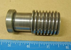 South Bend 9 10k Model A Lathe Apron Worm Gear Assembly