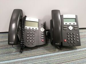 Soundpoint Ip 335 450 Voip Phones Pre owned Lot