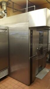 Revent 724 Double Rack Oven natural Gas warranty Comes With One Rack