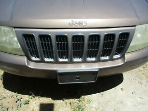 Grill Jeep Grand Cherokee Limited 99 00 01 02 03 04