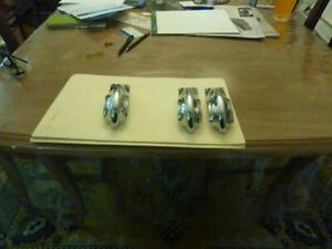 1952 Chevrolet Grille Teeth Show Quality Rechrome On Nos Pieces 52