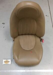 Jaguar Right Front Seat Leather Electric W memory Oem 1997 1998 1999 2000 03