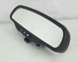 2004 2007 Chevrolet Colorado 3 5l Rear View Mirror Onstar Dc4 Oem
