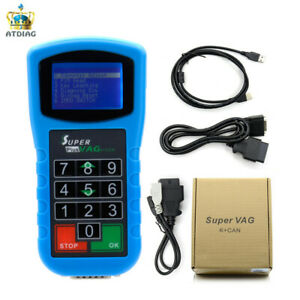 2018 New Arrival Super Vag K Can Plus 2 0 Diagnosis Mileage Correction Pin Code