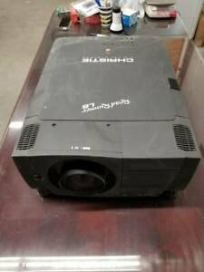 Christie L6 Roadrunner Projector lot Of 5 Units