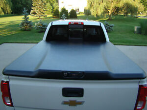 Tonneau Cover For Chevrolet gmc 6 Foot Bed Models 2014 Thru 2017