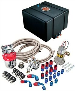 Jaz Products 250 012 nfk Fuel System Kit Includes Drag Race Fuel Cell 12 gallon