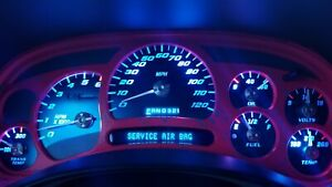 Instrument Clusters Speedometers Odometer Chevy Gmc Hummer Escalade Led s