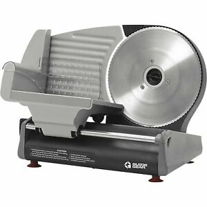 Guide Gear Stainless Steel Electric Food Slicer 8 7in Blade