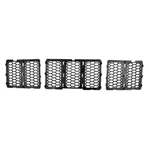 Grille Insert Fits 2014 2016 Jeep Grand Cherokee 104 02784a