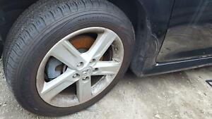 12 13 14 Toyota Camry Set Of 4 Alloy Wheel With Tire 17x7 5 Spoke Oem