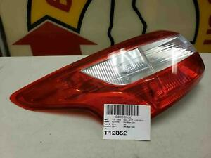 Tail Light Lamp Ford Focus Left Lh Driver Side 2012 2013 2014 Free Shipping