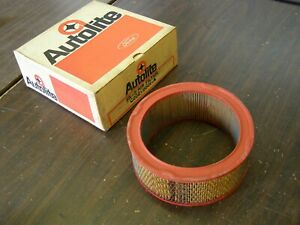 Nos Oem Ford 1962 1963 1964 Fairlane Air Cleaner Filter Element 64 Galaxie