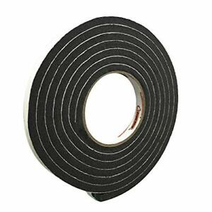 Thermwell R512h 1 2 X 5 16 Black Rubber Tape