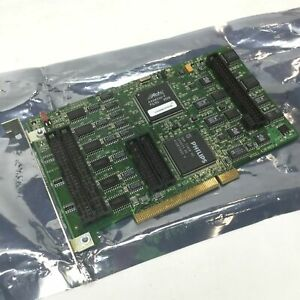 Sensoray Model 626 Multifunction I o Board Digital Analog Daq Pci Interface Card