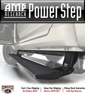 76240 01a Amp Powerstep Automatic Running Boards Dodge Ram 1500 New Model 2019
