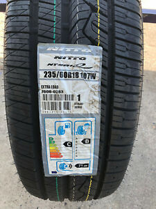4 New 235 60 18 Nitto Nt421 Q Tires