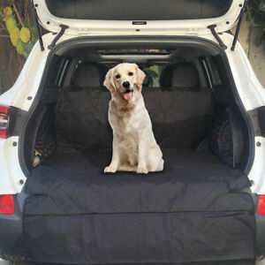 Car Waterproof Dog Pet Seat Cover Suv Travel Portable Rear Back Mat Universal