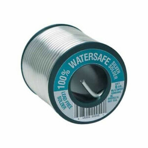 Canfield 85310 1 2lb Lead Free Wire Solder