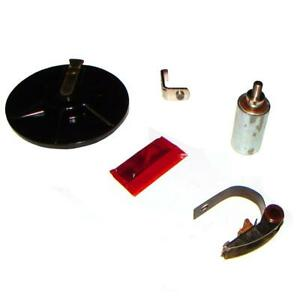 H4 Magneto Ignition Rotor Points Condenser Atk28h4r Fits Ih Farmall
