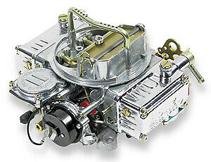 Holley 0 80681 Low Rider Avenger 670cfm 4 barrel Carburetor