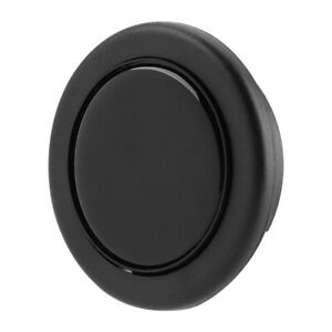 Black Universal Car Steering Wheel Horn Button Vehicle Modification Gbb