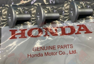 Genuine Lower Cover Bolt 90105 Tba A00 Pack Of 3 For Honda Civic Type R Cr V
