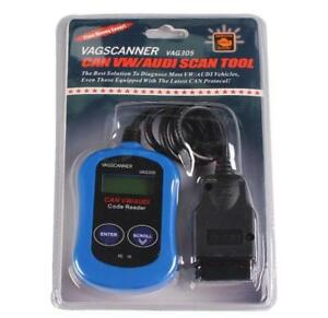 Vag305 Obd2 Can Auto Scanner Code Reader Airbag Abs Reset Tool For Vw Audi Skoda