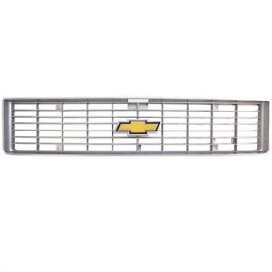 Auto Metal Direct 150 4073 1 Grille 1973 1974 Chevy C k Series Trucks Includes B